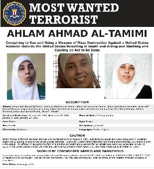 Jihadi Killer of Americans Added To FBI 'Most Wanted Terror