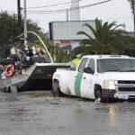 emergency responders in Hurricane Harvey