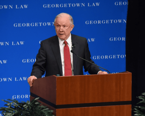attorney general jeff sessions speaks