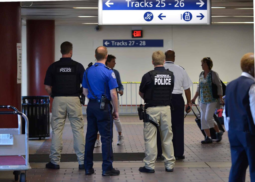 RealDeal Interview TSA S CMS Keeps Travelers Moving Safely