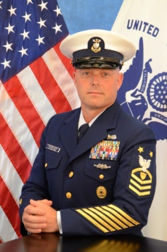 Vanderhaden chosen as master chief petty officer of the coast guard - Chief infrastructure officer ...