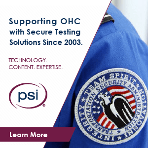 PSI: Supporting OHC with Secure Testing Solutions Since 2003 - Technology. Content. Expertise. - Learn More