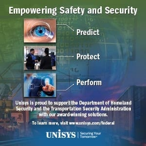 Empowering Safety and Security: Predict, Protect, Perform. UNISYS
