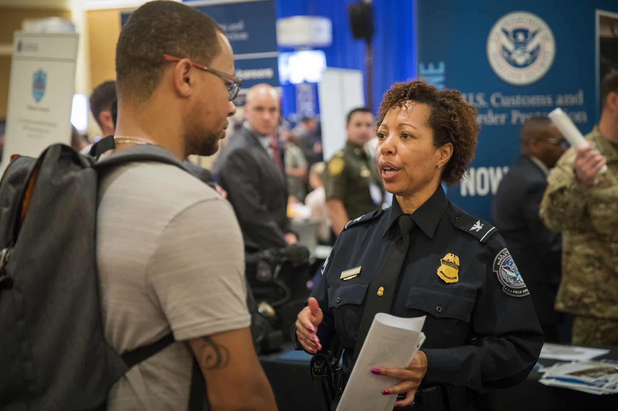 GAO Reports on CBP Progress, Challenges in Recruiting, Hires, Retention
