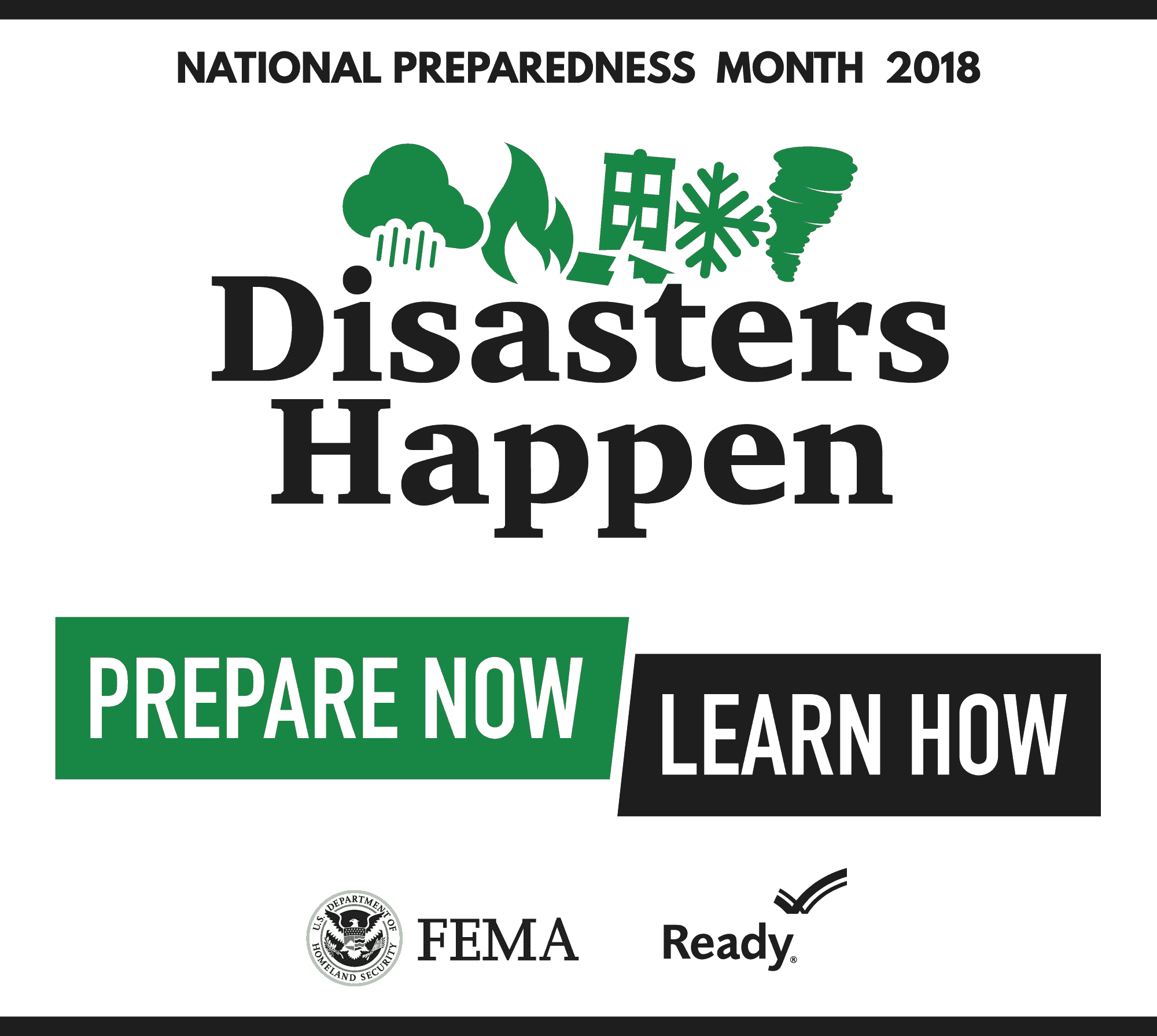 Action Alert Save Americans With >> National Preparedness Month Urges Americans To Prioritize