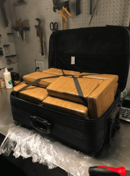 CBP Officers Seize $1.3M in Cocaine at JFK Airport