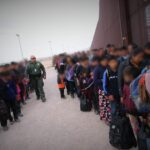 Border Patrol agents assigned to El Paso Sector,