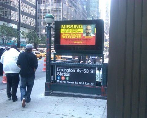 Help Bob Levinson billboard