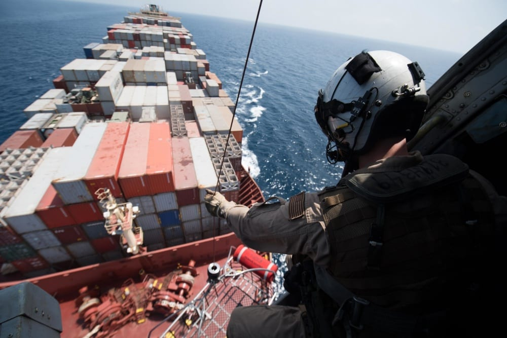 Erosion of Maritime Support Fleet Leaves U S  High and Dry