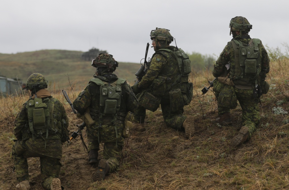 canada soldiers