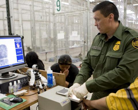 migrant processing border patrol