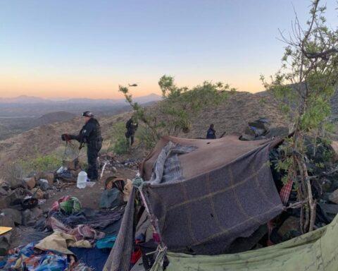 Tucson smuggling border patrol