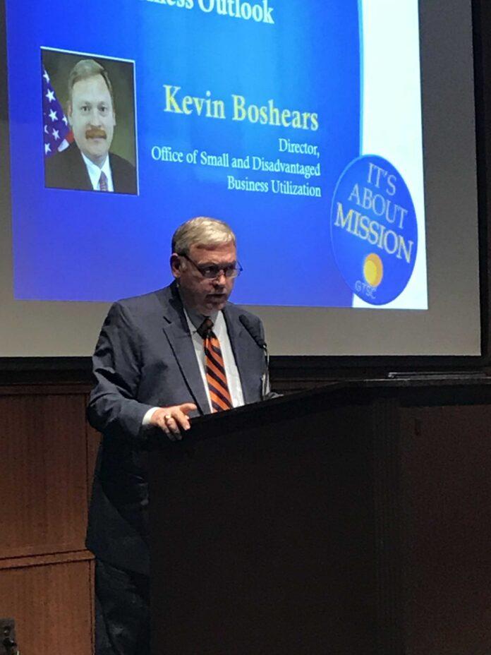 Kevin Boshears