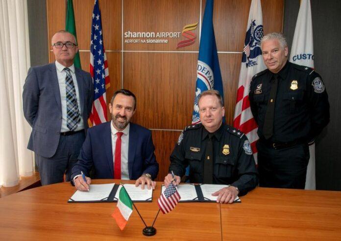 CBP Memorandum of Understanding ireland