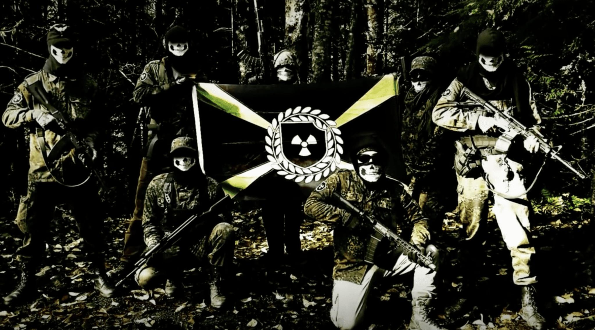 Atomwaffen Division neo nazi