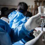 ebola vaccination in congo