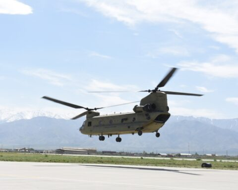 chinook helicopter afghanistan