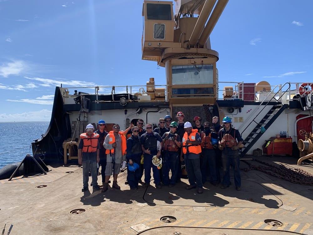 coast guard palau security