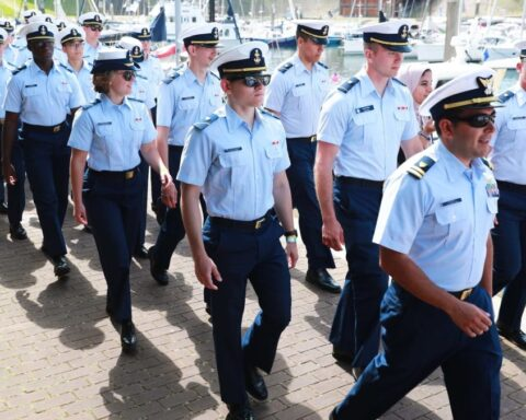 Coast Guard Wrapping Up Study on Why Minority Members Leave the Service