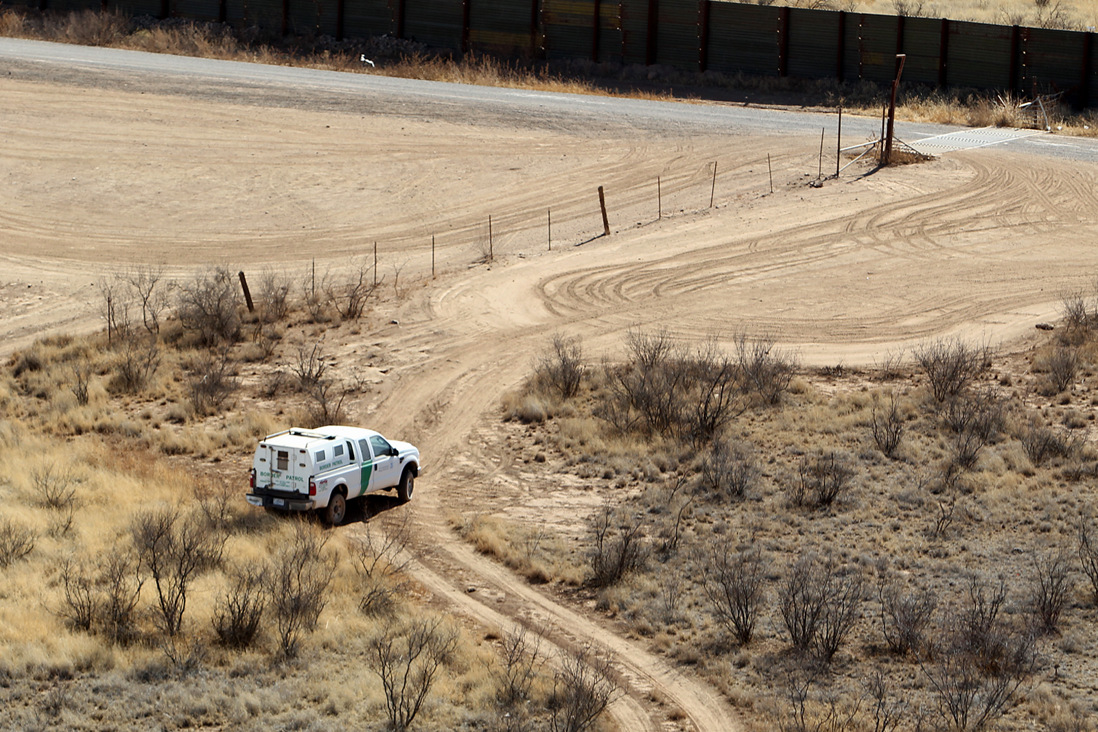 us mexico border arizona patrol