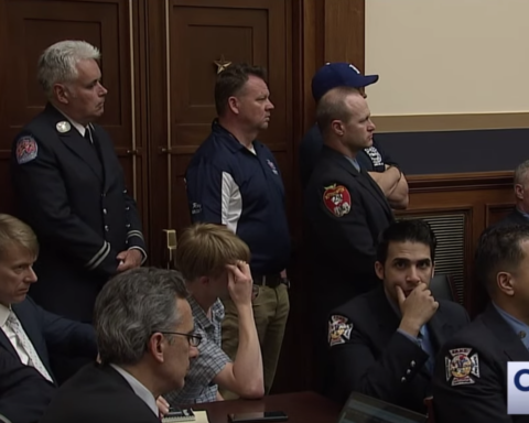 9/11 first responders congress