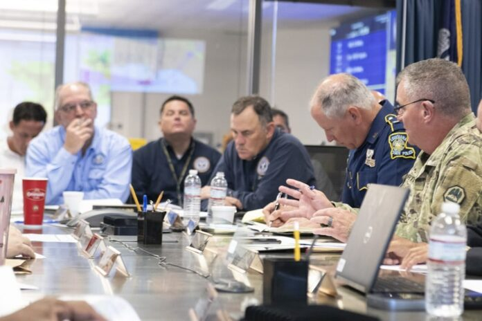 Louisiana leaders prepare for Tropical Storm Barry