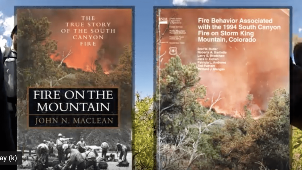WATCH: South Canyon Fire Case Study - Wildfire Prep