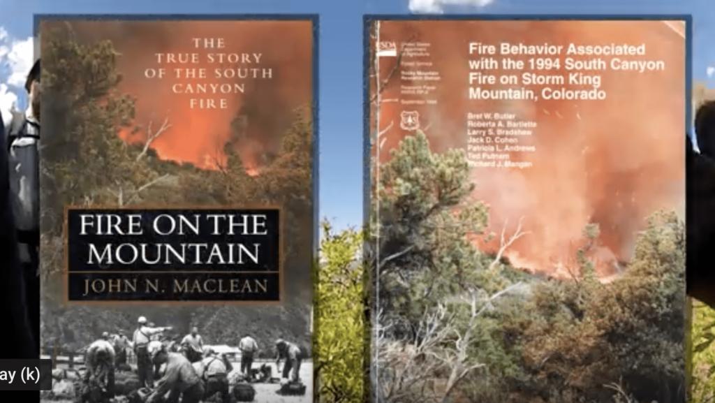 1994 South Canyon Fire