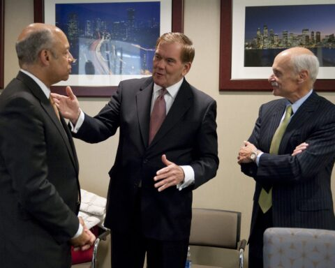 tom ridge jeh johnson michael chertoff