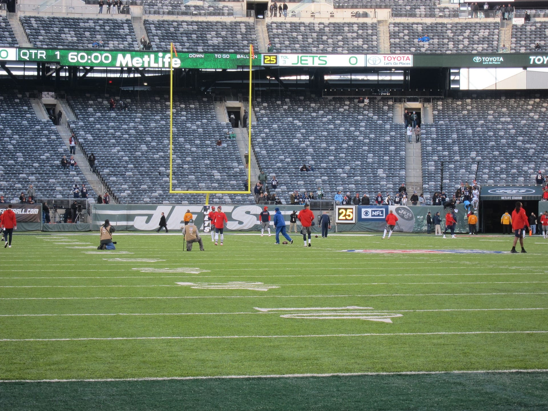 Aerodefense To Protect New York Giants And Jets From Drones