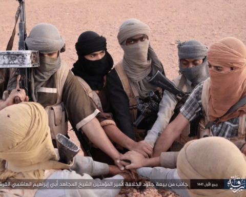 ISIS Coronavirus Directives: Do 'Not Enter the Land of the Epidemic,' Cover Your Sneezes
