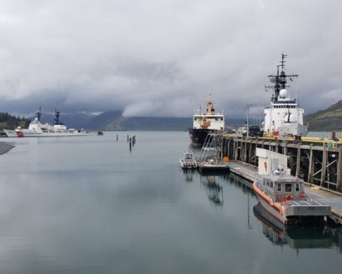 9 Injured When Coast Guard, Navy Boats Collide in Alaska Bay