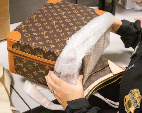 DHS Releases Report on Combating Trafficking in Counterfeit and Pirated Goods