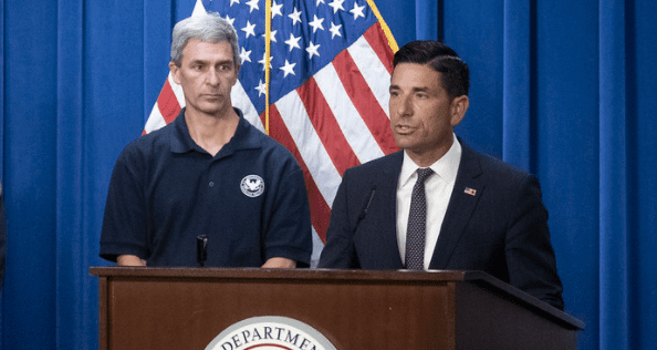 Wrongful McAleenan Appointment Makes Wolf, Cuccinelli Also 'Invalid,' GAO Finds