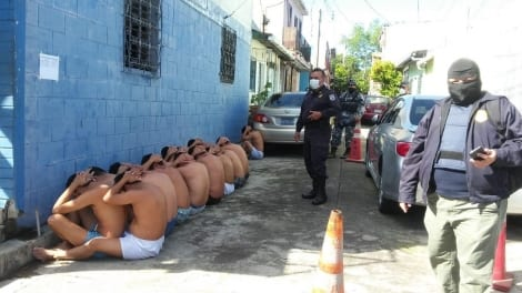 More than 700 Members Of Transnational Organized Crime Groups Arrested in Central America in U.S. Assisted Operation