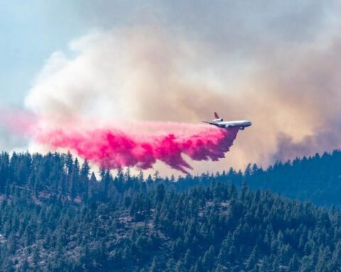 Governors Ask for Federal Help to Fight Huge Wildfires, Warn of Fuel Shortage Impacts