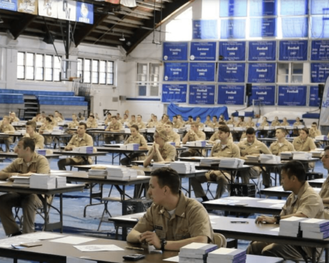 Merchant Marine Academy in 'Disrepair' as Supply Chain Weathers Record-High Ocean Freight